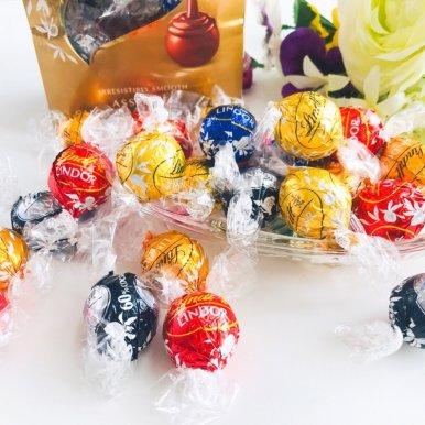 瑞士莲什锦松露巧克力 20颗
