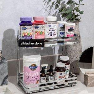 全场8折独家:Garden of Life 健康产品 维生素软糖、益生菌折扣入