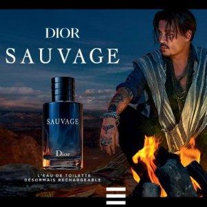 完全免费!先到先得Dior Sauvage 男士香水小样免费申领 Sephora家薅羊毛!