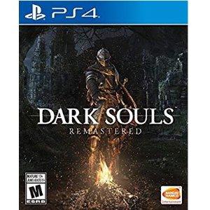 $16.12 (原价$29.95)《黑暗之魂 重制版》PS4 实体版 梦回罗德兰
