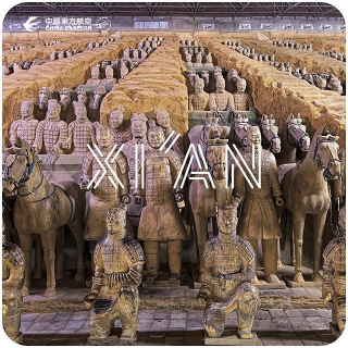 As low as $384New York - Xi'An Round-trip Dates into Dec
