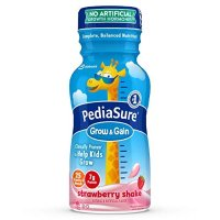 PediaSure Grow & Gain 草莓营养奶 8oz,24瓶