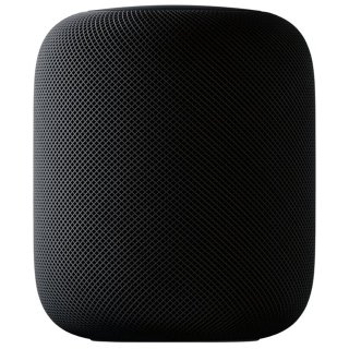 $249.99 (原价$299.99)Apple HomePod 智能音箱 太空灰
