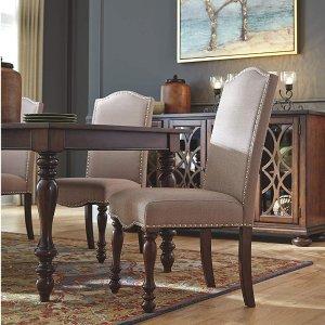 Ashley Furniture Signature Design Baxenburg Dining Room Chair Amazon