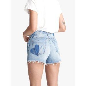 Mother Denim牛仔短裤