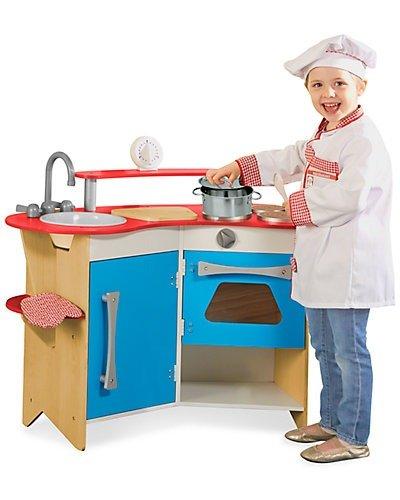 木质厨房玩具