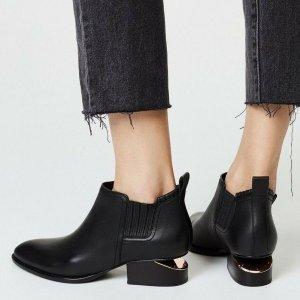 低至7折 斷根短靴$416Alexander Wang 美包美鞋熱賣 經典腰包$416