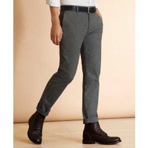 Brooks Brothers买2条享7.5折西裤
