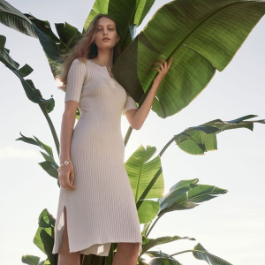 精选6折+额外9折折扣升级:Banana Republic 春夏美衣大促 毛衣背心$24, 连衣裙$37