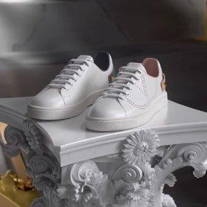 满额8折!£208收芭蕾鞋24S 鞋靴大促 收麦昆、Chloe、VLTN等大牌