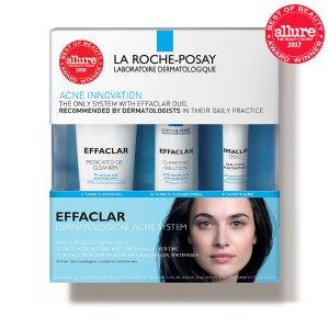 La Roche-Posay Effaclar Dermatological Acne System - Dermstore