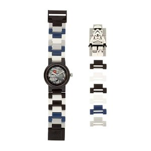 As low as $9.34Amazon LEGO Kids Minifigure Link Buildable Watches