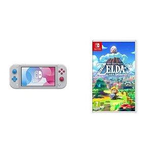 NintendoSwitch lite 剑盾限定版+ 塞尔达