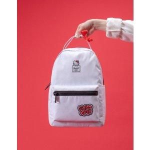 HERSCHEL SUPPLY CO. x Hello Kitty White Nova Mini Backpack