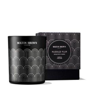 Molton Brown页面存在霸哥,直接点击进入商品页面加购梅花香薰蜡烛