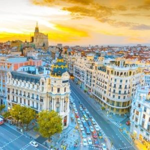 From $549 with Hotel and Air6-Day Madrid Spain Vacation@ Groupon