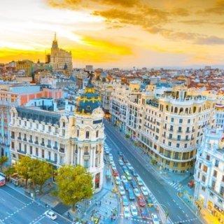 $599起6日西班牙马德里机票+酒店旅行套餐