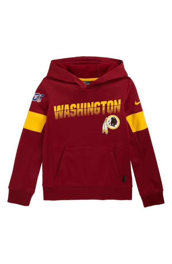 NFL Logo Washington DC NFL 卫衣