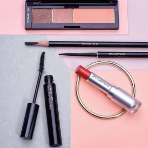 Dealmoon Exclusive!Get 30% Off Exclusive Sets @ Shu Uemura