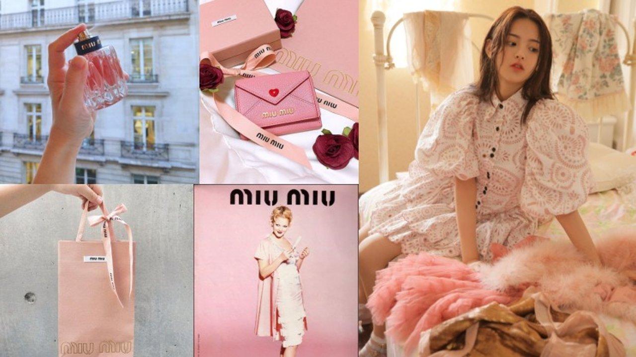 粉丝亲测 || 锦鲤超越征战巴黎时装周,知道粉色什么的你们最喜欢了