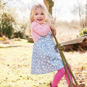 低至3折 封面套装$32即将截止:JoJo Maman Bébé 婴幼童服饰鞋履年末促销