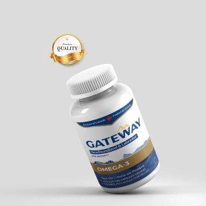 Gateway海豹油omega-3(250粒)