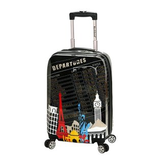 47.99Rockland Luggage 20 Inch Polycarbonate Carry On