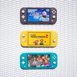 $248(原价$340)免邮+可退税逆天价:任天堂 新款Switch Lite游戏机 多色可选
