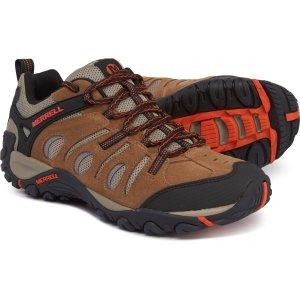 Merrell Crosslander Vent Hiking Shoes (For Men)