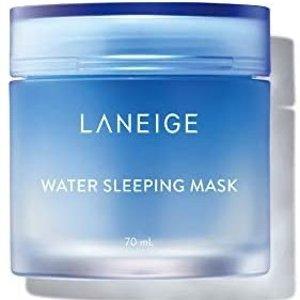 $20(原价$24.7)Laneige 新款兰芝睡眠补水面膜热卖 提亮肤色