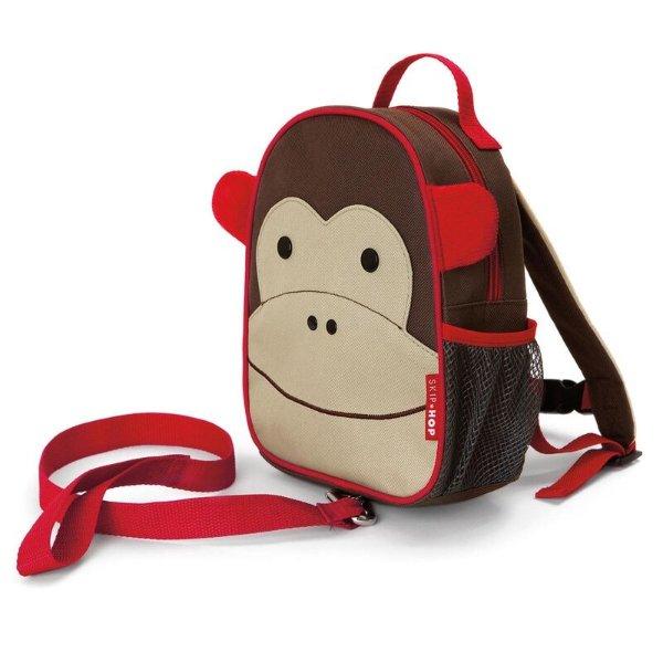 小猴子防走失背包
