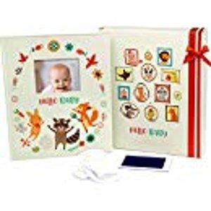 Babamio 宝宝5年纪念册 含礼物包装+印泥+信封