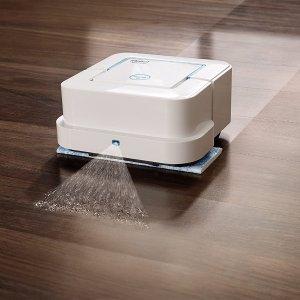 $249.99(原价$279.99)iRobot Braava 240 喷水拖地机器人