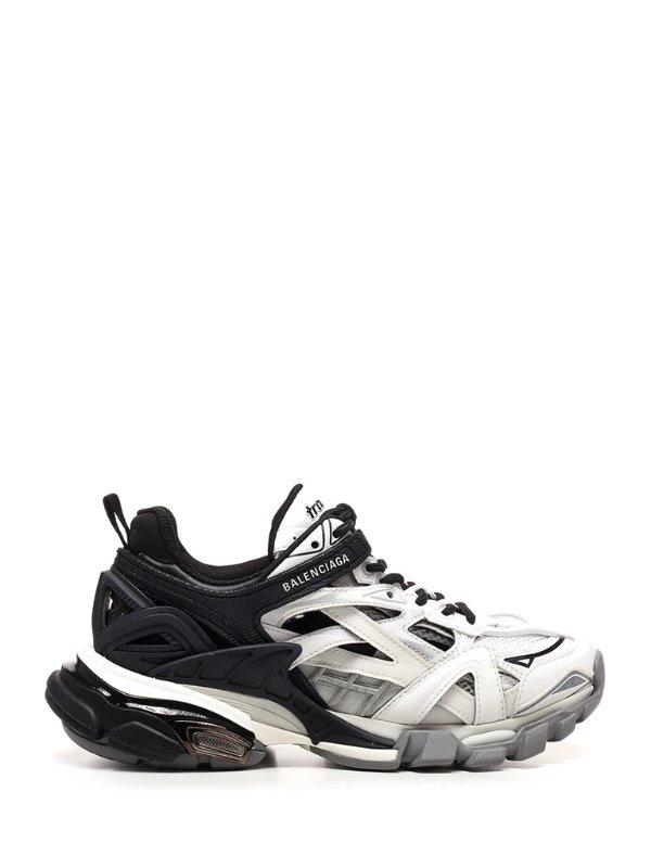 Track.2黑白老爹鞋