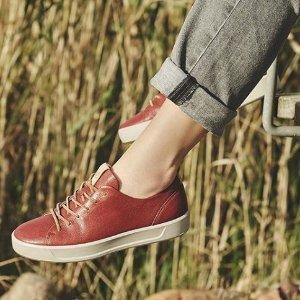 低至5折+额外8折Ecco  爱步官网 品质鞋履 皮具夏日大促