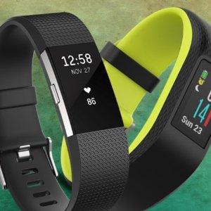低至5.8折 现价£79.99(原价£139.99)Fitbit Charge 2 智能运动手环多色促销