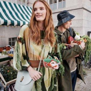 无门槛7折 超大羽绒围巾€45.5Ted Baker 官网新款直降 收秋冬必备羊毛大衣、围巾、包包等
