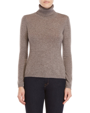 0e139663188 With Womens Petite Cashmere Turtleneck   Century 21 78% Off - Dealmoon