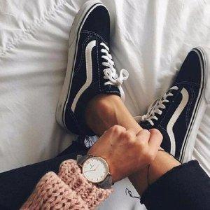 史低秒杀¥218黑五价:Vans Filmore Decon 女款休闲鞋