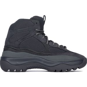 Yeezy炭黑沙漠靴