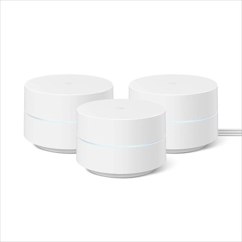 $199.99New Release: Google Wifi Mesh Wifi System  3 Pack