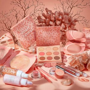 ColourpopCoast to Coral Collection - 套装