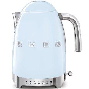 Smeg随时补货烧水壶 天蓝色