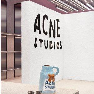 上新:Acne Studios 极简风美衣大促 毛衣、大衣秋冬必备
