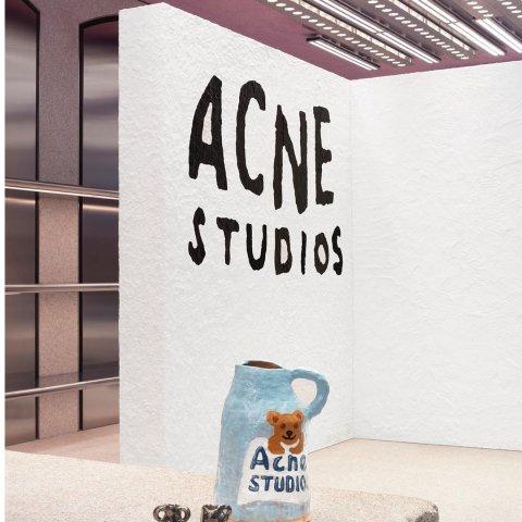 低至2折+首单8.5折 毛衣$150上新:Acne Studios 极简风美衣大促 毛衣、大衣秋冬必备