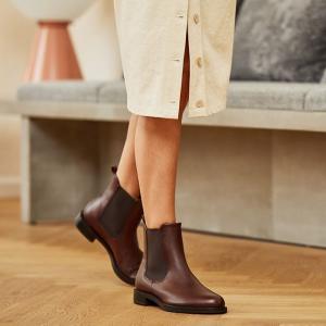 7折 送长辈好礼物ECCO 丹麦休闲鞋热卖 明星都在穿的都市高端美鞋