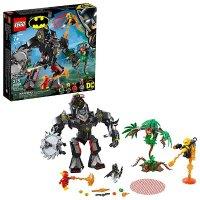 Lego DC 蝙蝠侠系列: 蝙蝠侠大战毒藤女 76117