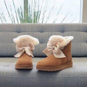 低至5折 为暖暖过冬做准备UGG官网 超多经典款美靴大热卖 反季囤货好时机