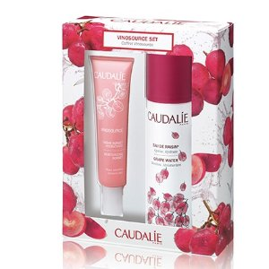 Dealmoon Exclusive! $27(Value $49)with VINOSOURCE Set @ Caudalie