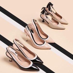 7折 源自1958年的气质美鞋Casadei 意大利手工优雅美鞋私密特卖 收贝嫂、霉霉战鞋